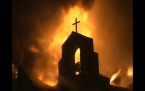 whos burning black churches