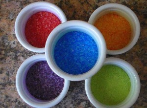 How to Make Colored Sand for Sand Art