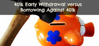 401k Early Withdrawal vs Borrowing Against 401k