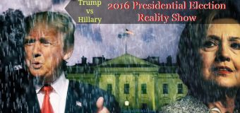 Donald Trump vs Hillary Clinton – 2016 Presidential Election Reality Show
